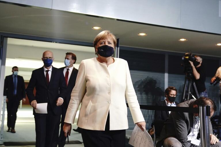 Tyskarna ska vädra bort viruset