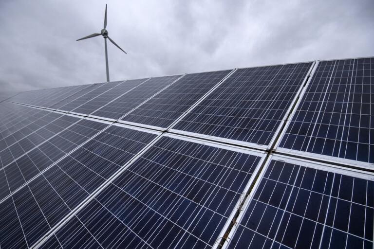Stopp för subvention av förnybar el