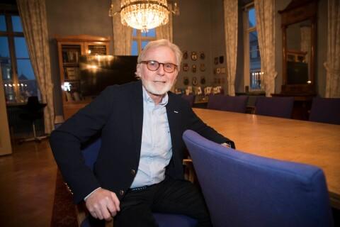"""Göran Göransson vågmästare: """"Det är en roll jag helst velat undvika"""""""
