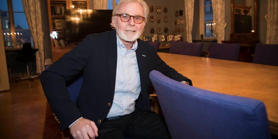 nya nämndsordförandena. Göran Göransson (KD)