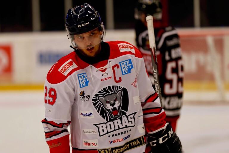 Borås vann i första träningsmatchen