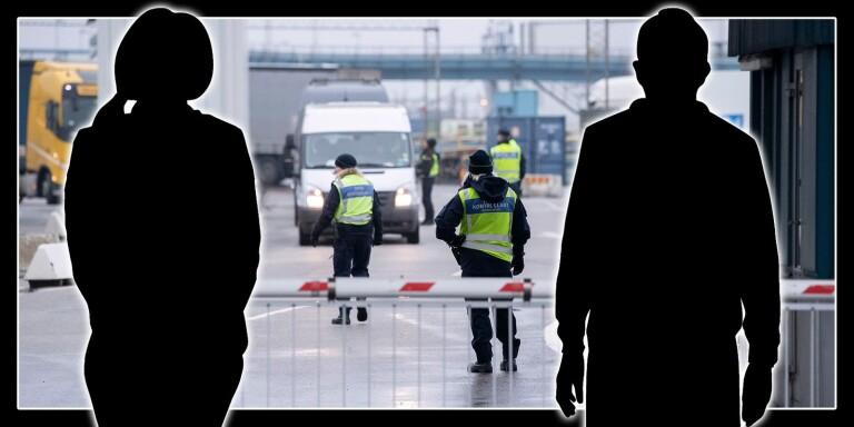 """Brott: Sjuhäradspar fast i enorm smuggelhärva: """"Överstiger vida 250 kilo"""""""