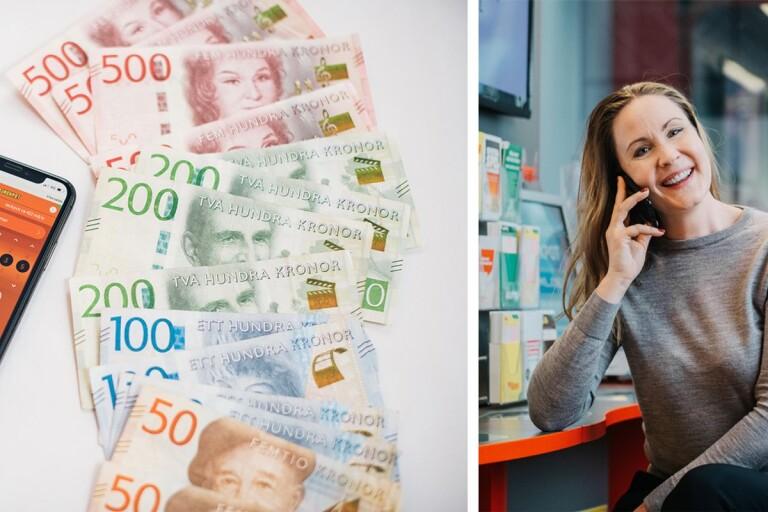 """Länsbor vann 5,7 miljoner på lotto: """"Ingen dålig utdelning"""""""