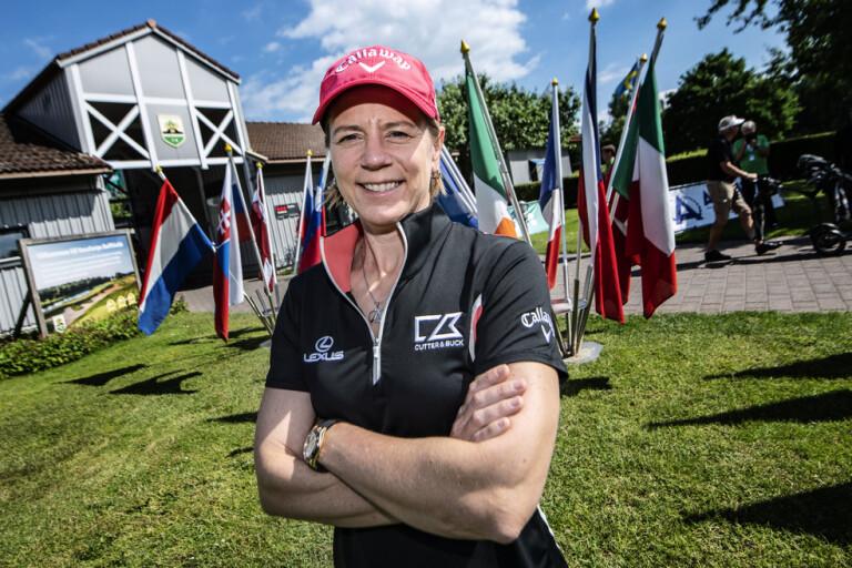 Sörenstam ordförande i golfens världsförbund