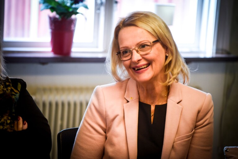 EU-valet: Hon fick flest personkryss i Nordostskåne