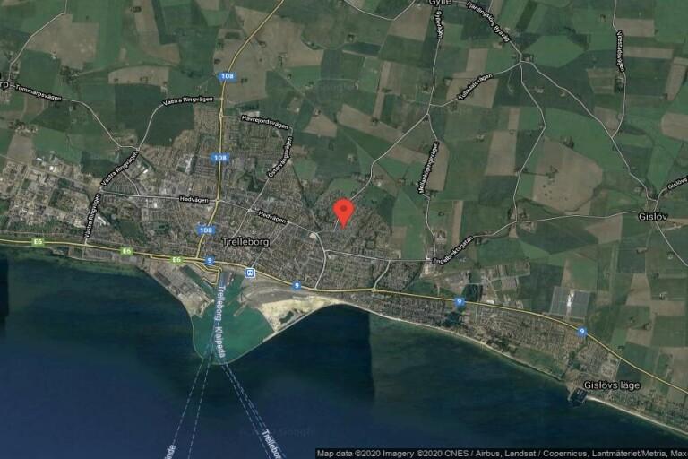 Nya ägare till kedjehus i Trelleborg – 2700000 kronor blev priset
