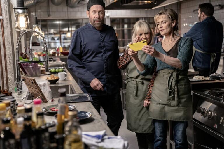 "Kvinnorna i fokus i ""Tisdagsklubben"""
