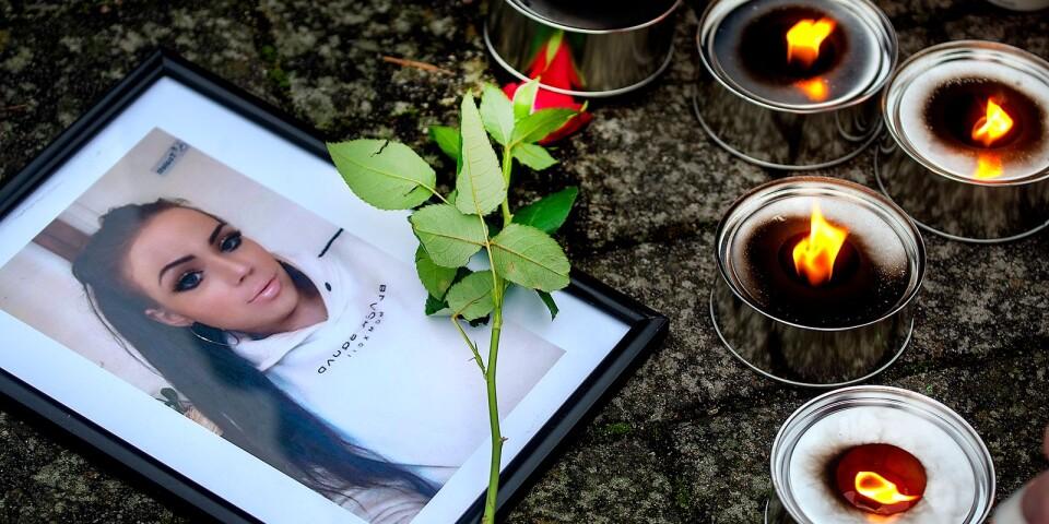 Emilia Lundberg blev 20 år. Beskedet om hennes död väckte stor sorg i Tollarp.