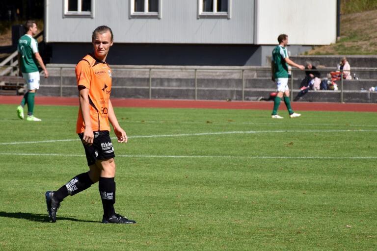Emil Alexandersson är ännu inte tillbaka efter sin skada.