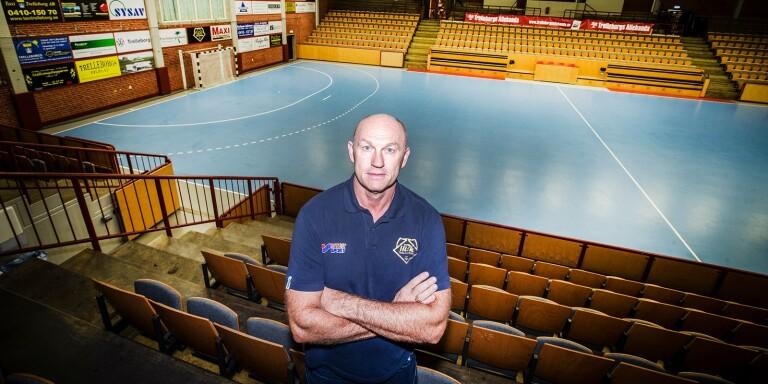 Lars Mårtensson, sportchef och styrelseledamot i Trelleborg HBK.