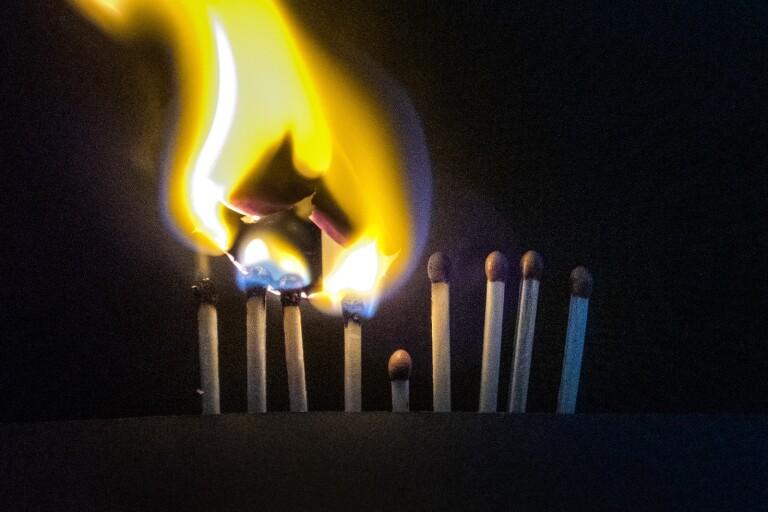 Nya siffror: Fler dör i bränder