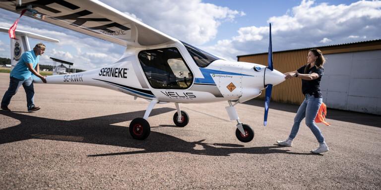 Pipistrel Velis Electro är det första elflygplan som den europeiska flygsäkerhetsmyndigheten Easa typcertifierat.
