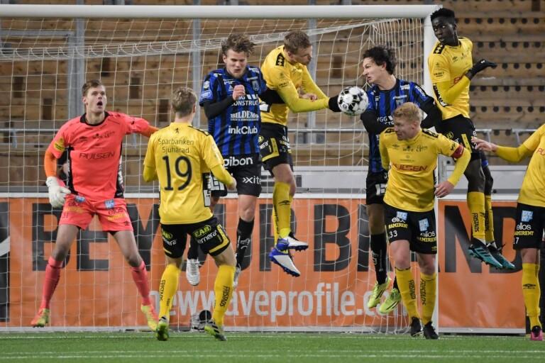 """Han var bäst när Elfsborg säkrade Europabiljetten: """"Håller laget kvar i matchen"""""""