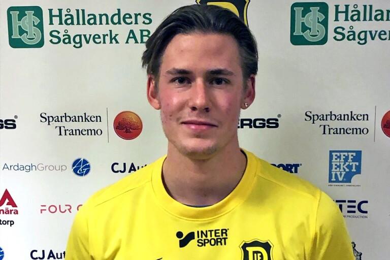 Silly season: Han är Dalstorps första nyförvärv
