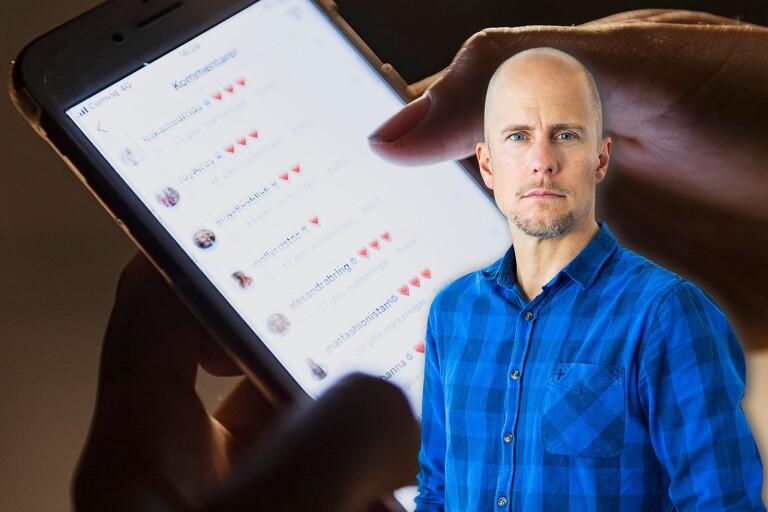 Jonas Emtervall: Håller jag på att bli en vit lättkränkt man?