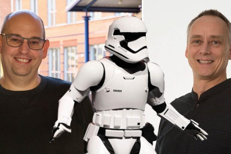 Årets lärare använder Star Wars i undervisningen