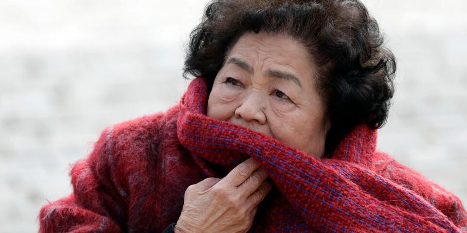 Setsuko Thurlow, överlevare.