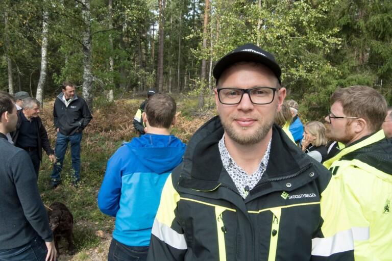 Skogschefen slutar efter tio år