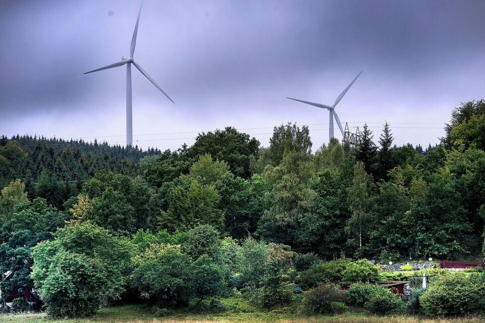 Inflytande på väg b ort. Kommunernas möjlighet att stoppa vindkraftparker ska utredas. Igen.