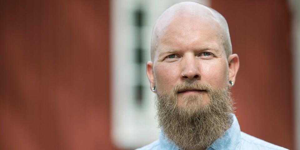 Johnny Werlöv är ordförande för Vänsterpartiet i Växjö.