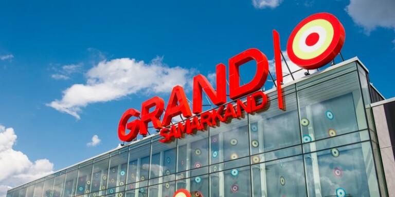 Populär butik öppnar på Grand Samarkand