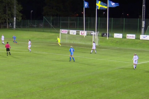 REPRIS OCH HÖJDPUNKTER: Vi sände IFK Kalmar–AIK