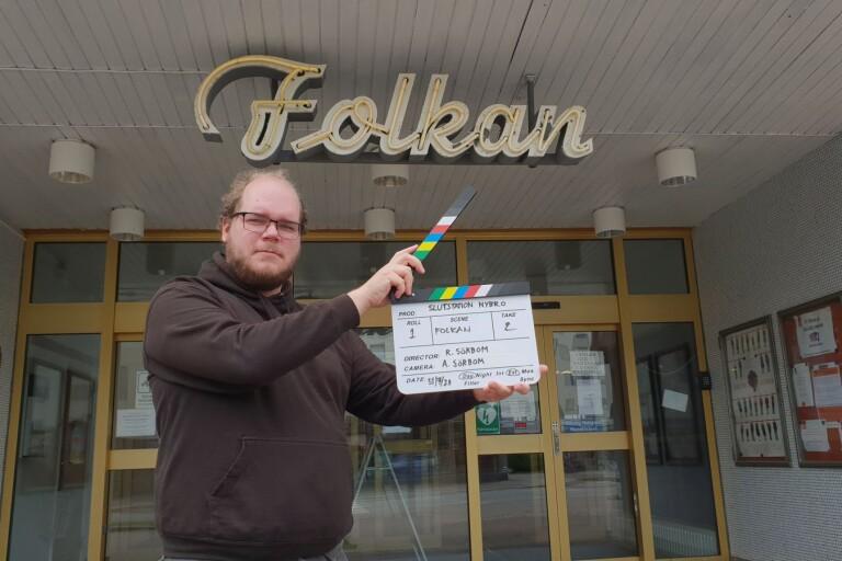 NybroTeaterns inställda scenrevy blir film