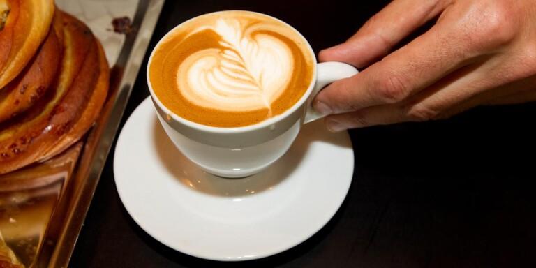 Nytt kafé öppnar i gallerian