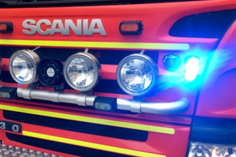 Dålig ventilation på brandstation