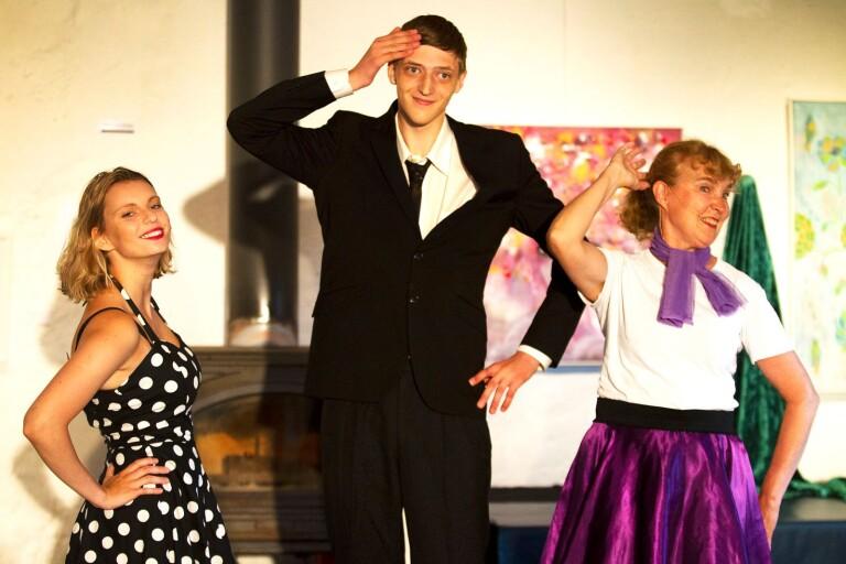 Nöje: Extra föreställning av populär Piggsvinsteater