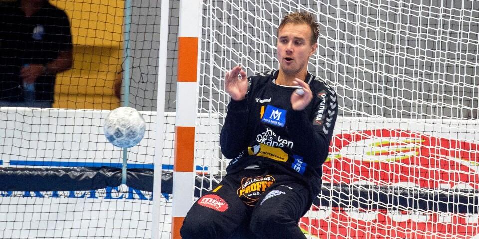 Espen Christensen storspelade i bortamötet med polska Azoty-Pulawy.
