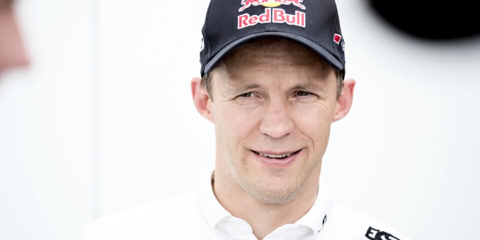 Mattias Ekström. Arkivbild.