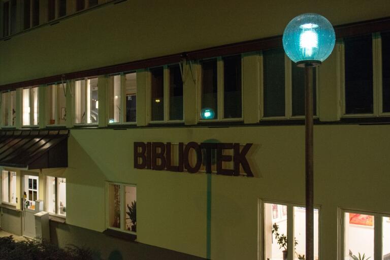 Dalsjöfors bibliotek Meröppet