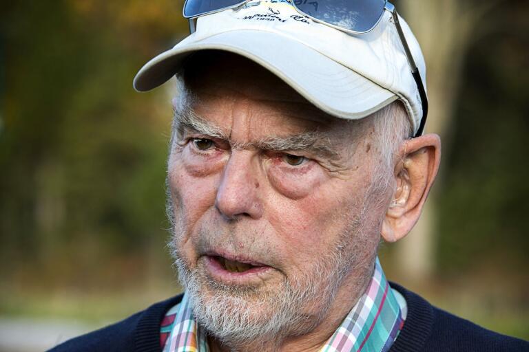 Alf Holmberg är ordförande i Hörselföreningen i Oskarshamn.