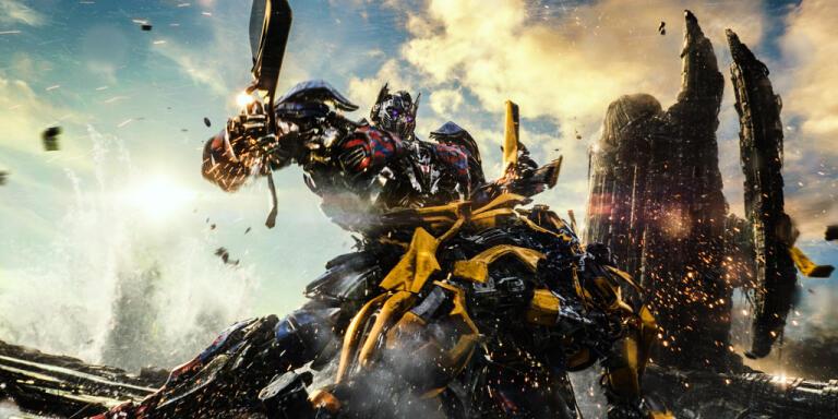 """""""Transformers""""-serien får animerad uppföljare"""