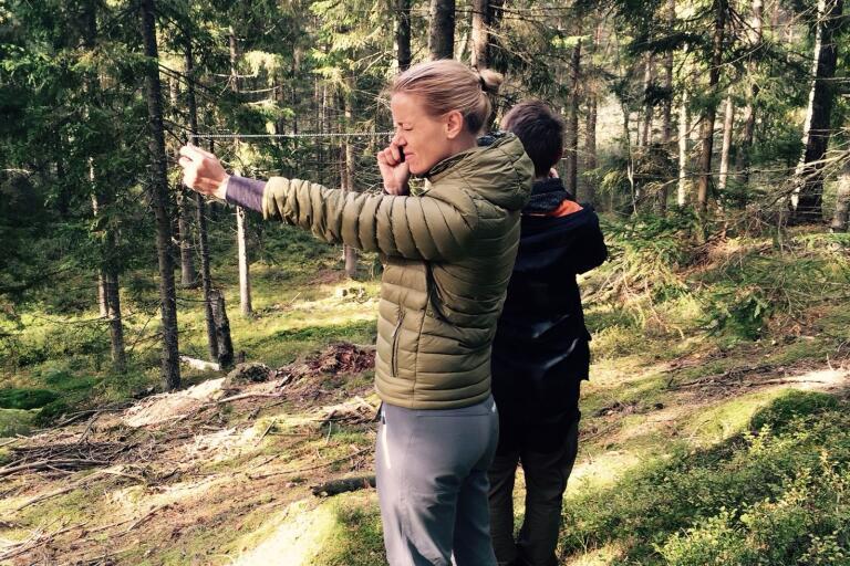 Jämställdhetsarbetet i skogen tar för långt tid, tycker Anna Schyman som är engagerad i styrelsen i Nyks, Nätverket för yrkesverksamma kvinnor i skogsbranschen.