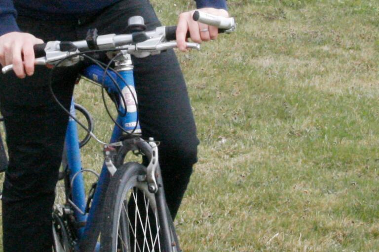 Om cykling handlar krönikan denna gång.