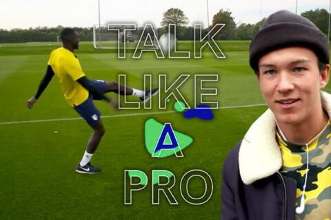Frans debuterar som programledare i tv: Besöker svenska fotbollsproffs i Premier League