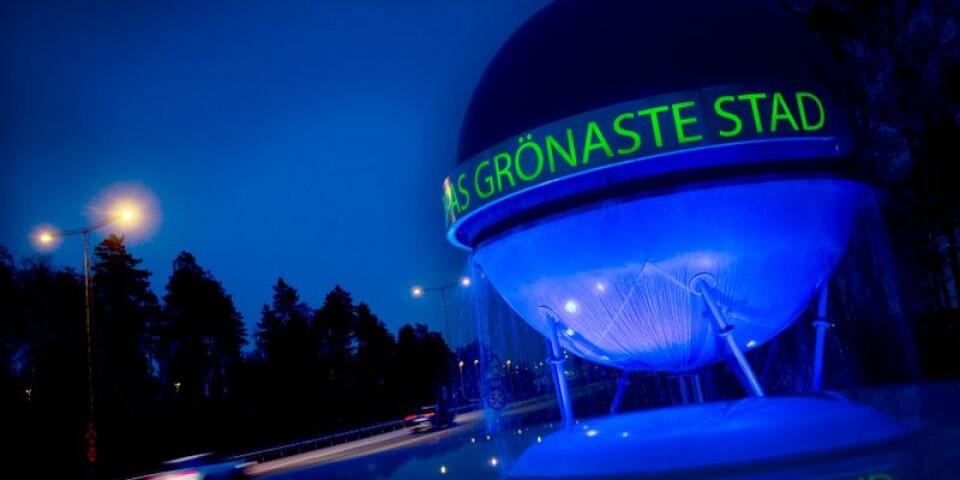 Morgan Larm delar med sig av sina tankar om Växjös utveckling.