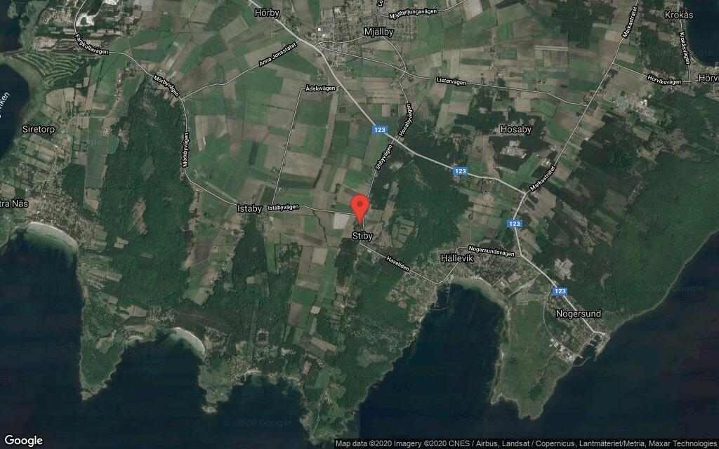 112 kvadratmeter stort hus i Hällevik, Sölvesborg sålt för 2750000 kronor