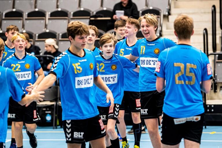 Karlskrona Handboll är en av klubbarna som avslutar sin ungdomsverksamhet för säsongen på grund av coronaviruset.