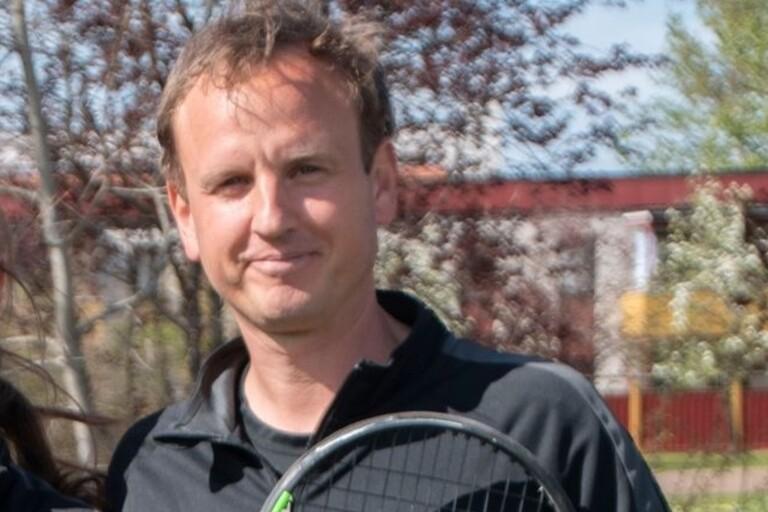 """Carl Enlund: """"Tennisen är inte viktigast – det är det sociala"""""""