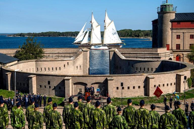 TV: En invigning för fulla segel - nu växer Kungsholms fort igen