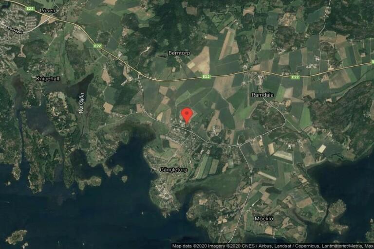 121 kvadratmeter stort hus i Gängletorp, Ramdala sålt för 2900000 kronor