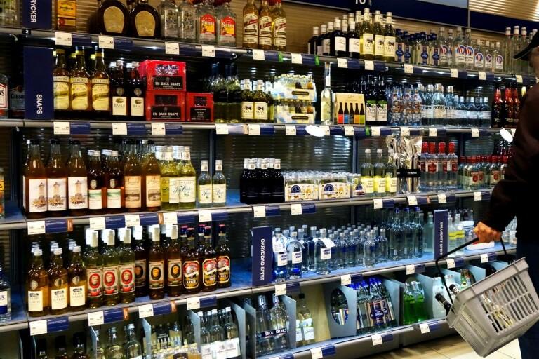 Polis: 13-åring köpte alkohol via Snapchat