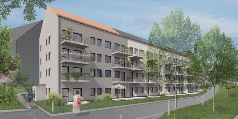 Nybygge i Växjö säljs för 134 miljoner