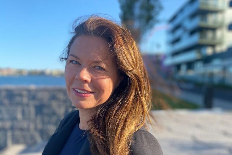 Elisabeth Melin är ny kontorschef på Sigma IT i Karlskrona, som nu är på gång att expandera.