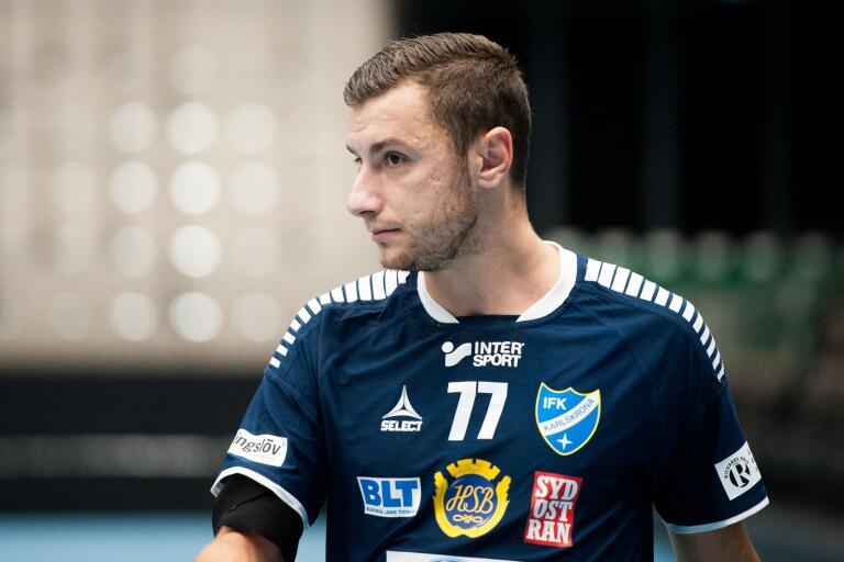 Jasmin Arifagic – målbäst i ett vinnande IFK Karlskrona.