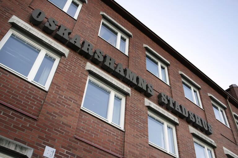 Oskarshamns kommun gjorde ett plus på 156,9 miljoner