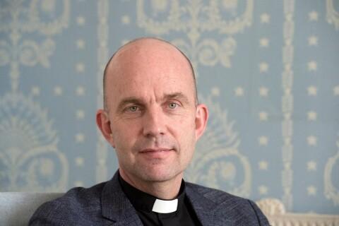 """Biskopen: """"Religionsfriheten är viktig"""""""